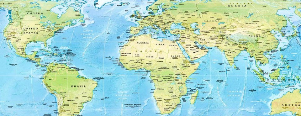 Internet world atlas information about all countries of the world choose a place gumiabroncs Images